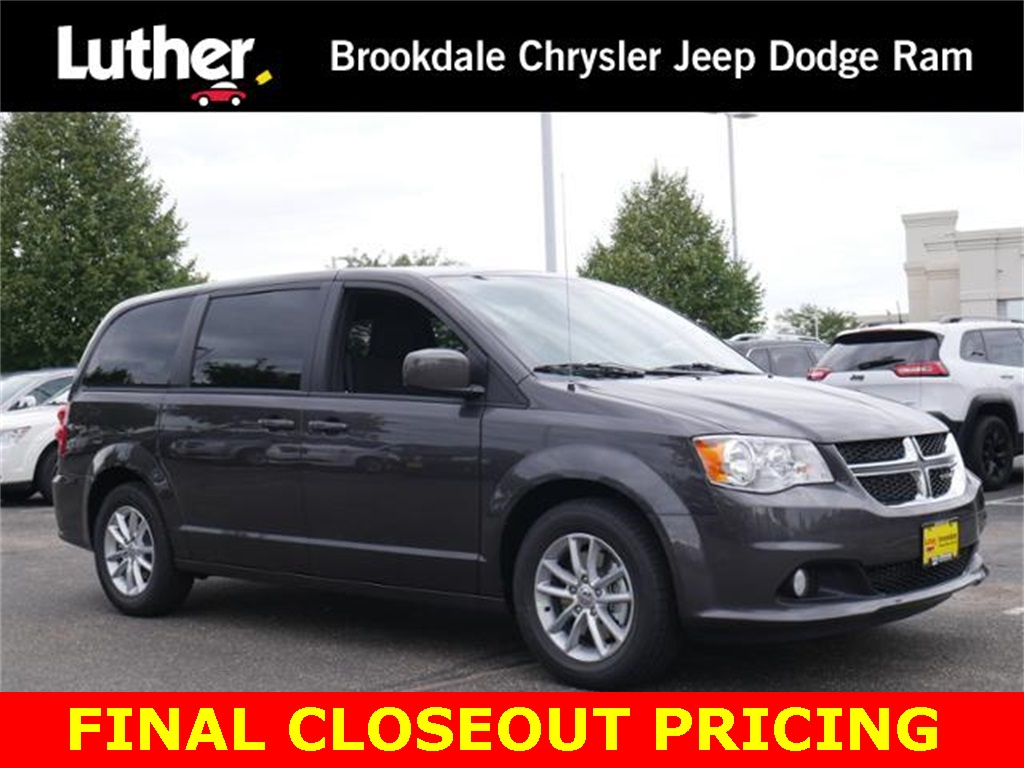 NEW 2020 DODGE GRAND CARAVAN SE PLUS (NOT AVAILABLE IN ALL 50 STATES)