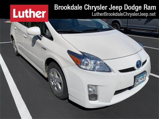 Toyota Brooklyn Park >> Pre Owned 2011 Toyota Prius Two Fwd 5d Hatchback
