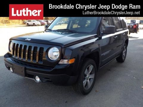 Certified Pre-Owned 2017 Jeep Patriot High Altitude 4WD