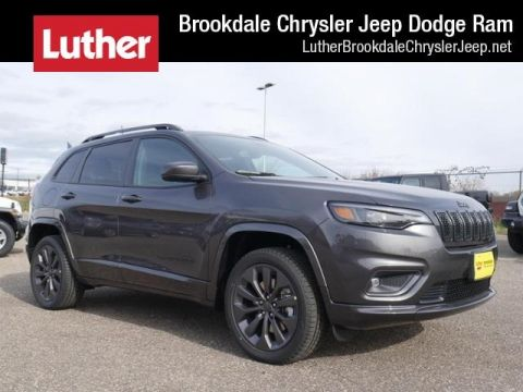 New 2020 JEEP Cherokee High Altitude With Navigation
