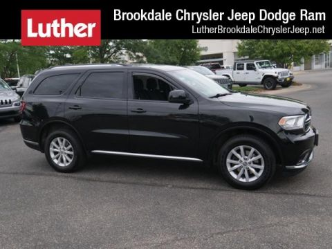 Certified Pre-Owned 2015 Dodge Durango SXT