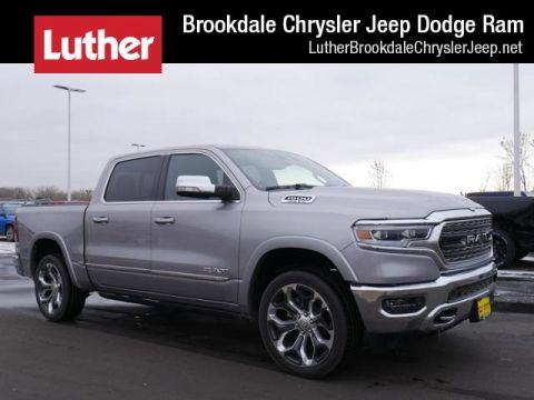 New 2020 RAM 1500 Limited With Navigation