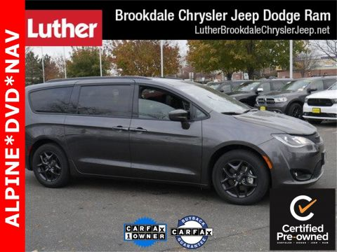Certified Pre-Owned 2019 Chrysler Pacifica Touring L Plus